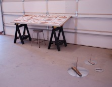 Open House install view